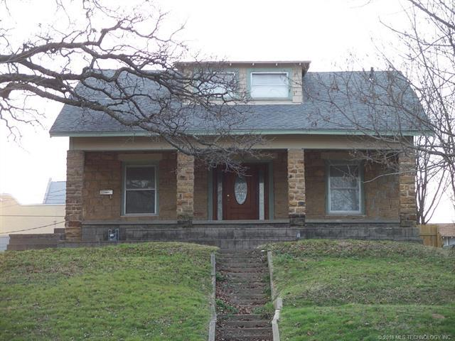 402 N Mckinley Avenue, Sand Springs, OK 74063 (MLS #1808644) :: Hopper Group at RE/MAX Results