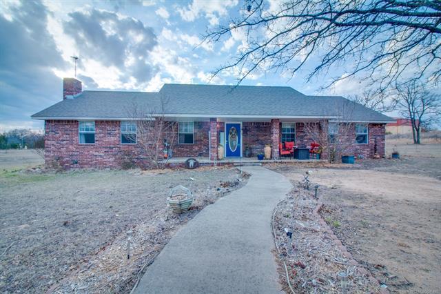 651 Mocking Bird Avenue, Ada, OK 74820 (MLS #1808701) :: The Boone Hupp Group at Keller Williams Realty Preferred