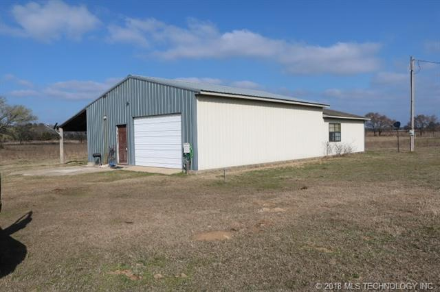 790 S Farris Road, Atoka, OK 74525 (MLS #1808735) :: The Boone Hupp Group at Keller Williams Realty Preferred