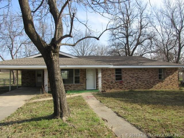315 E Tyler Avenue, Mcalester, OK 74501 (MLS #1808861) :: The Boone Hupp Group at Keller Williams Realty Preferred