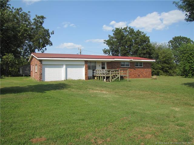 11694 W 123rd Street S, Council Hill, OK 74428 (MLS #1808963) :: The Boone Hupp Group at Keller Williams Realty Preferred