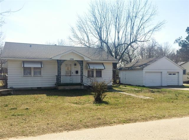 1224 E Miami Avenue, Mcalester, OK 74501 (MLS #1809084) :: The Boone Hupp Group at Keller Williams Realty Preferred