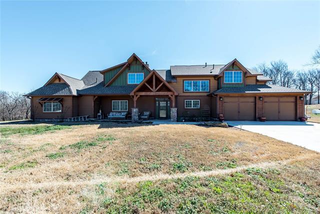 5157 E 460 Road, Pryor, OK 74361 (MLS #1809088) :: The Boone Hupp Group at Keller Williams Realty Preferred