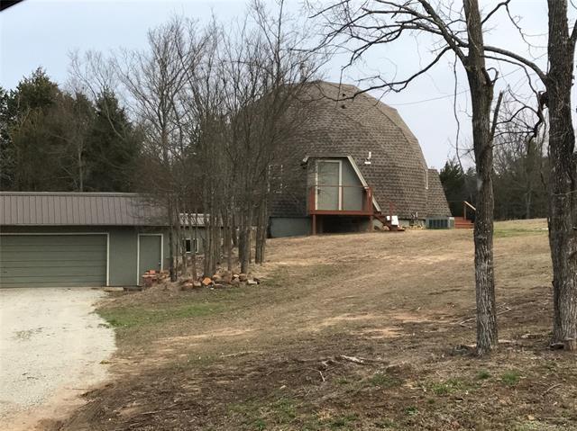 11993 County Road 3650, Ada, OK 74820 (MLS #1809114) :: The Boone Hupp Group at Keller Williams Realty Preferred