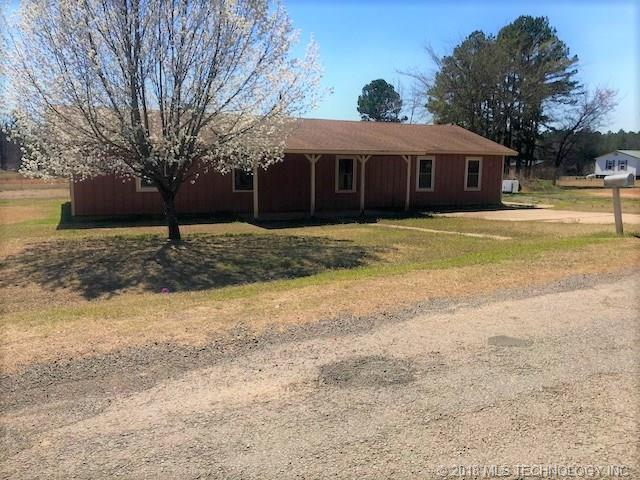 16953 Forrester Cut Off Road, Heavener, OK 74937 (MLS #1809291) :: The Boone Hupp Group at Keller Williams Realty Preferred