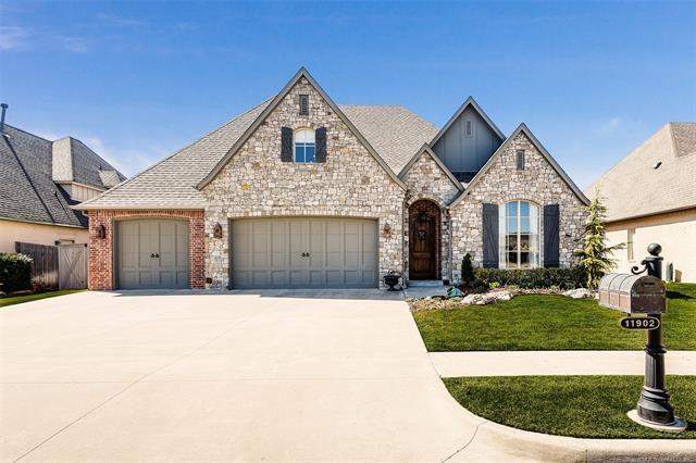 11902 S Quebec Avenue E, Tulsa, OK 74137 (MLS #1809345) :: The Boone Hupp Group at Keller Williams Realty Preferred