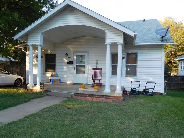 311 E Osage Avenue, Mcalester, OK 74501 (MLS #1809362) :: The Boone Hupp Group at Keller Williams Realty Preferred
