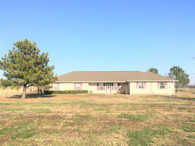 4200 S Country Club Road, Muskogee, OK 74403 (MLS #1809369) :: The Boone Hupp Group at Keller Williams Realty Preferred