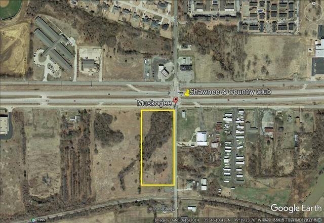 Country Club & Shawnee Road, Muskogee, OK 74403 (MLS #1809460) :: Brian Frere Home Team