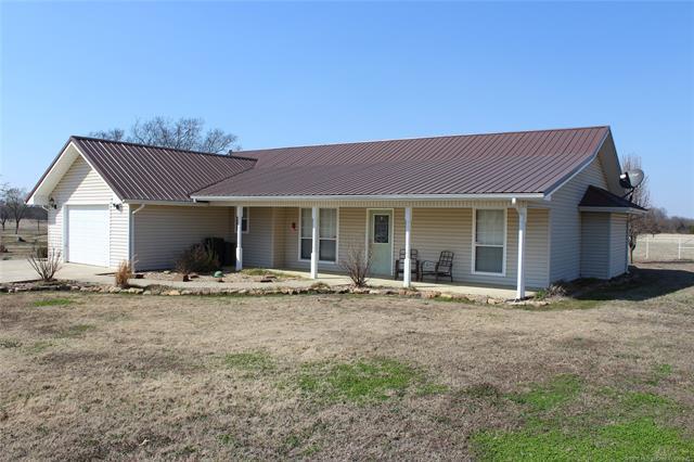 411263 E 1180 Road, Eufaula, OK 74432 (MLS #1809489) :: The Boone Hupp Group at Keller Williams Realty Preferred