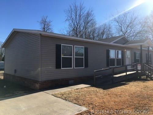 617 Fremont Street, Muskogee, OK 74401 (MLS #1809536) :: The Boone Hupp Group at Keller Williams Realty Preferred