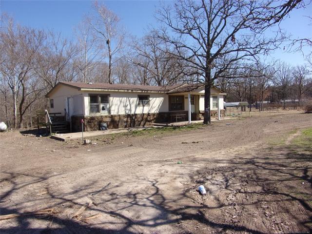 60802 E 360 Road, Jay, OK 74346 (MLS #1809540) :: The Boone Hupp Group at Keller Williams Realty Preferred