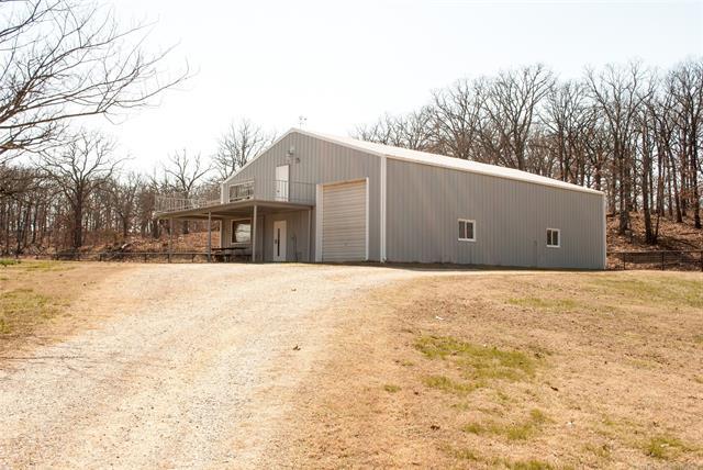 185 429 Road, Adair, OK 74330 (MLS #1809546) :: The Boone Hupp Group at Keller Williams Realty Preferred