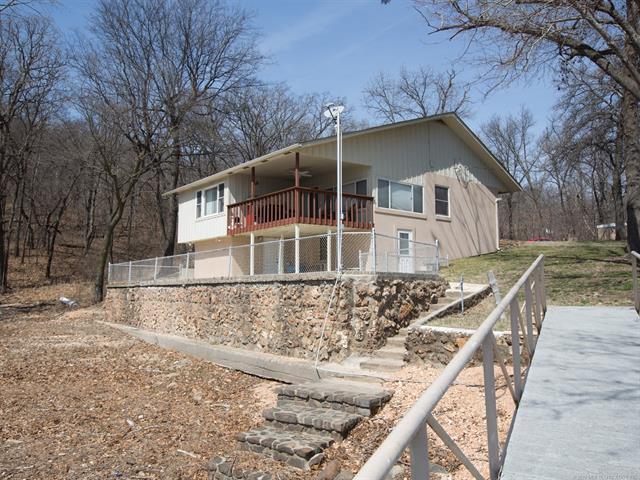 450995 E 345 Road, Afton, OK 74331 (MLS #1809677) :: The Boone Hupp Group at Keller Williams Realty Preferred