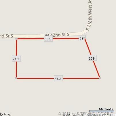 21838 W 42nd Street S, Sand Springs, OK 74063 (MLS #1809734) :: Brian Frere Home Team