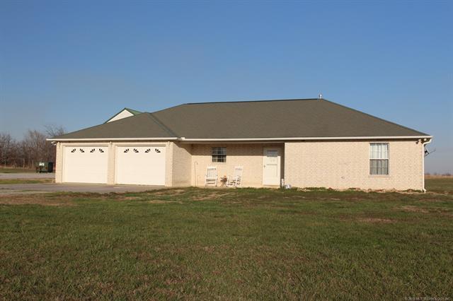 5934 N 437 Road, Adair, OK 74330 (MLS #1809750) :: The Boone Hupp Group at Keller Williams Realty Preferred