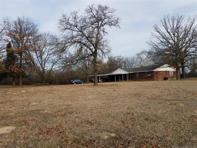 37763 W 311th Street S, Bristow, OK 74010 (MLS #1809771) :: The Boone Hupp Group at Keller Williams Realty Preferred