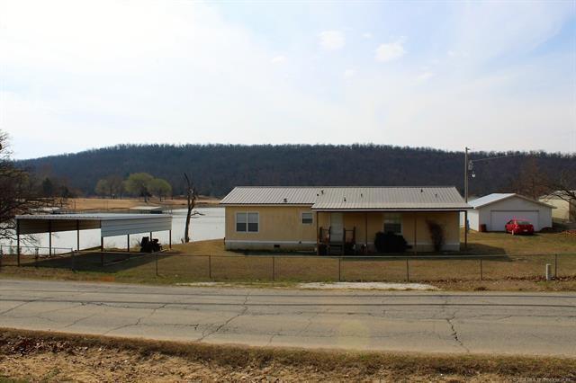 429062 Texanna Road, Porum, OK 74455 (MLS #1809787) :: The Boone Hupp Group at Keller Williams Realty Preferred