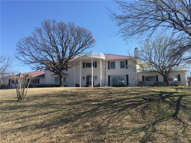 4412 Hardy Springs Road, Mcalester, OK 74501 (MLS #1809789) :: The Boone Hupp Group at Keller Williams Realty Preferred