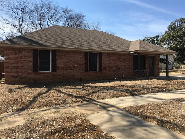 319 W Elm Street, Durant, OK 74701 (MLS #1809888) :: The Boone Hupp Group at Keller Williams Realty Preferred
