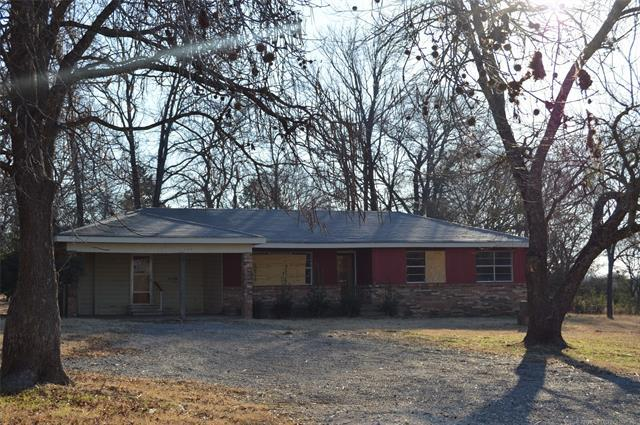 345 S Perry Street, Bennington, OK 74723 (MLS #1809894) :: The Boone Hupp Group at Keller Williams Realty Preferred
