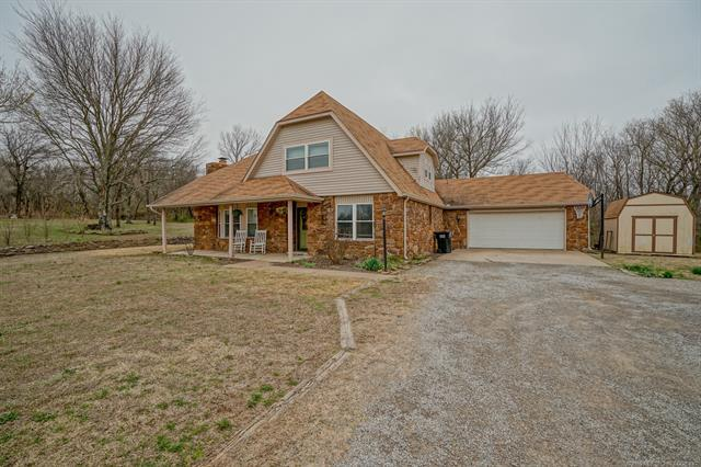 18526 S Fern Valley Drive, Claremore, OK 74019 (MLS #1809922) :: The Boone Hupp Group at Keller Williams Realty Preferred
