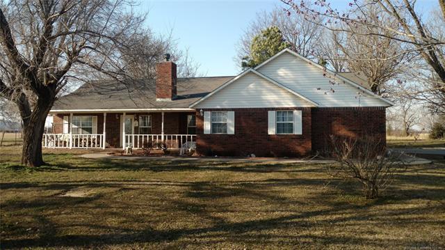 6256 W 510 Road, Pryor, OK 74361 (MLS #1809946) :: The Boone Hupp Group at Keller Williams Realty Preferred