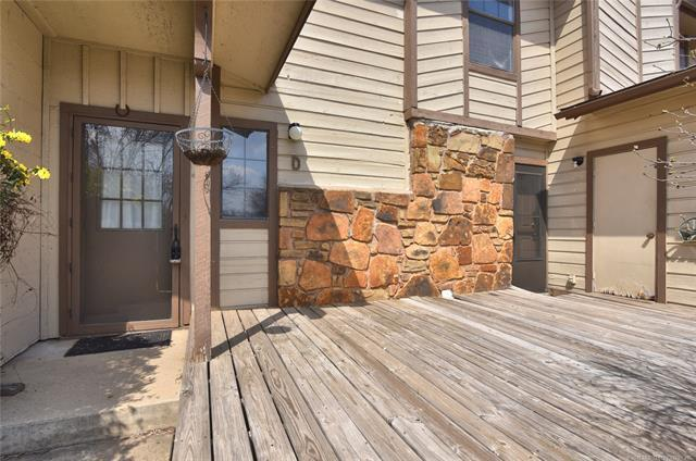 6372 S 80th East Avenue 43D, Tulsa, OK 74133 (MLS #1810312) :: Brian Frere Home Team