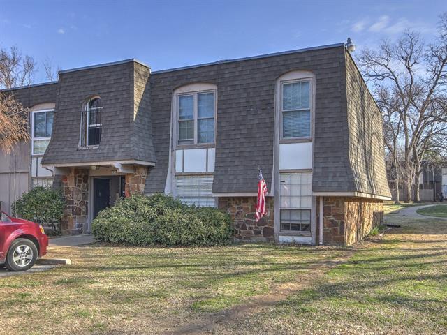 6854 S Toledo Avenue #459, Tulsa, OK 74136 (MLS #1810369) :: Brian Frere Home Team