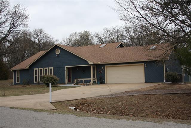 10934 Mystic Oak Drive, Kingston, OK 73439 (MLS #1810955) :: Brian Frere Home Team