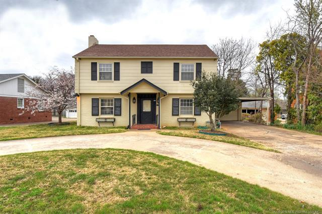 1416 Terrace Drive, Tulsa, OK 74104 (MLS #1810997) :: Hopper Group at RE/MAX Results