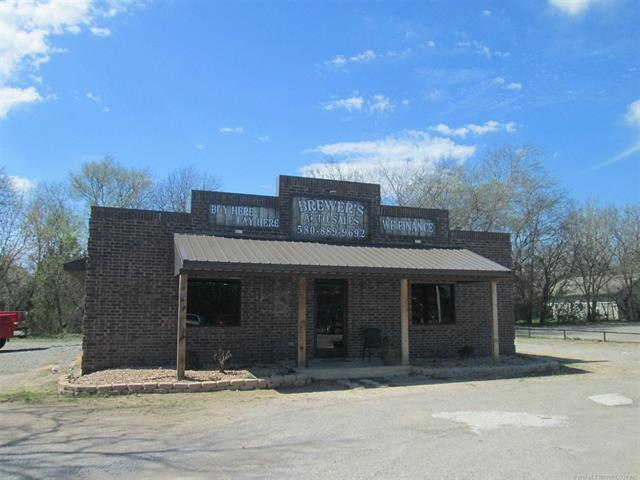 211 N Mississippi Avenue, Atoka, OK 74525 (MLS #1811477) :: Hopper Group at RE/MAX Results