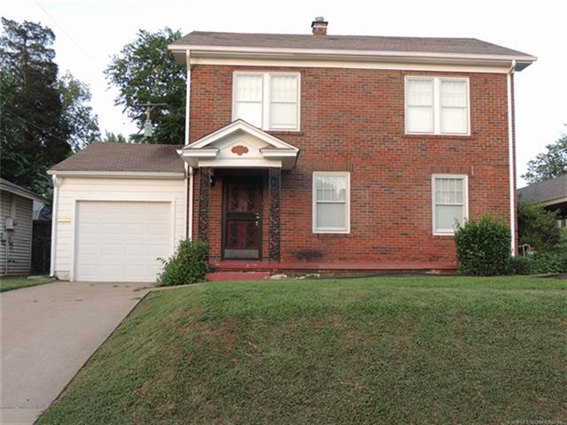 1415 S Zunis Avenue, Tulsa, OK 74104 (MLS #1812010) :: Hopper Group at RE/MAX Results