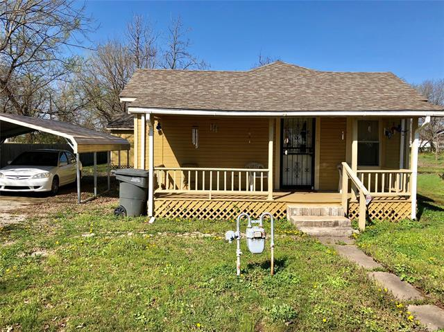 320 N 2nd Street, Sperry, OK 74073 (MLS #1812067) :: Hopper Group at RE/MAX Results