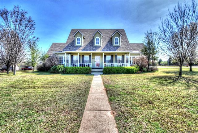 18626 Ashford Lane, Owasso, OK 74055 (MLS #1812163) :: Hopper Group at RE/MAX Results