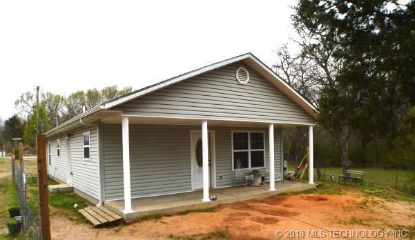 407 W State Hwy 9, Wetumka, OK 74883 (MLS #1812186) :: Brian Frere Home Team