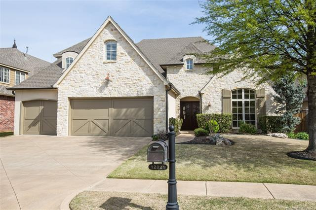 12021 S Oswego Avenue, Tulsa, OK 74137 (MLS #1813054) :: Brian Frere Home Team