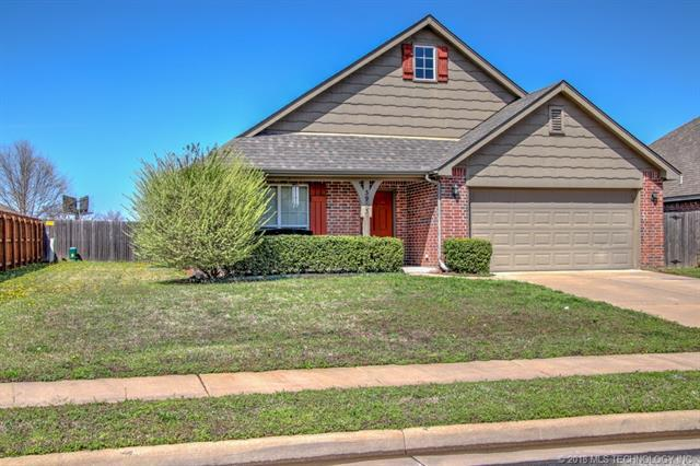 3913 W 108th Street S, Jenks, OK 74037 (MLS #1813600) :: Hopper Group at RE/MAX Results