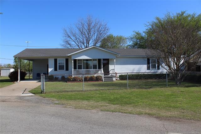 1710 Pittman Drive, Eufaula, OK 74432 (MLS #1813735) :: Hopper Group at RE/MAX Results