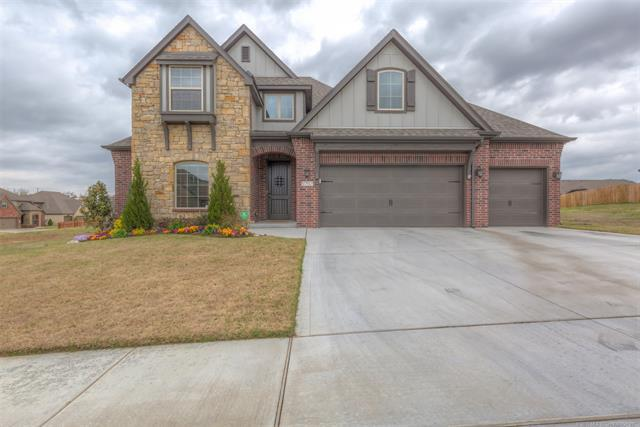 5757 E 143rd Place S, Bixby, OK 74008 (MLS #1813754) :: Hopper Group at RE/MAX Results