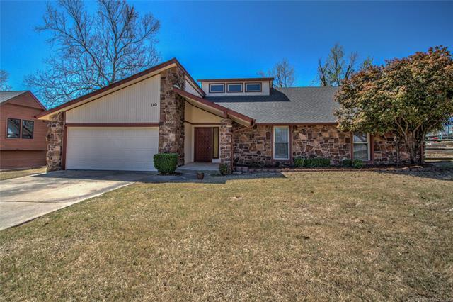 140 W 120th Place S, Jenks, OK 74037 (MLS #1813763) :: Hopper Group at RE/MAX Results
