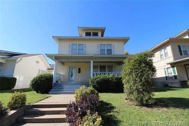 905 SE Delaware Avenue, Bartlesville, OK 74003 (MLS #1813769) :: Brian Frere Home Team