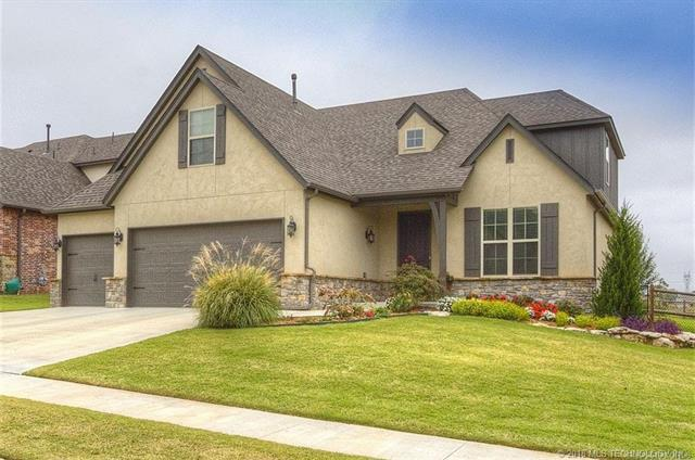 5848 E 145th Place S, Bixby, OK 74008 (MLS #1813827) :: Hopper Group at RE/MAX Results