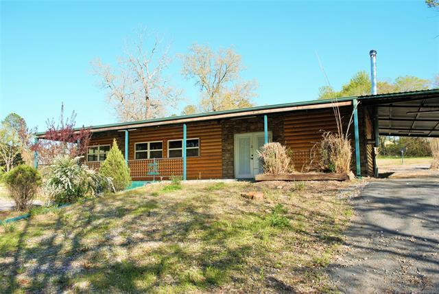 10351 E Hwy 3, Atoka, OK 74525 (MLS #1814185) :: Hopper Group at RE/MAX Results