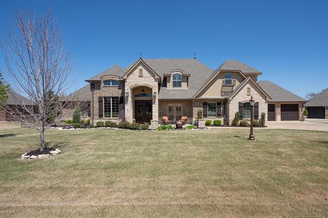 6641 N Wilderness Trail, Owasso, OK 74055 (MLS #1814234) :: Hopper Group at RE/MAX Results