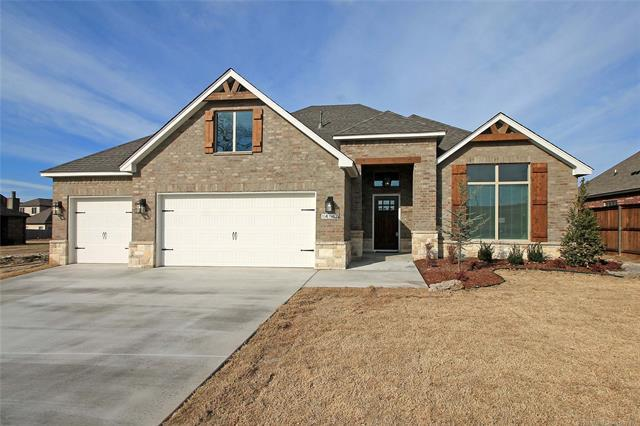 14142 S Lakewood Avenue, Bixby, OK 74008 (MLS #1814237) :: Hopper Group at RE/MAX Results
