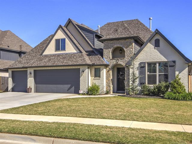 6679 E 125th Street S, Bixby, OK 74008 (MLS #1814257) :: Hopper Group at RE/MAX Results