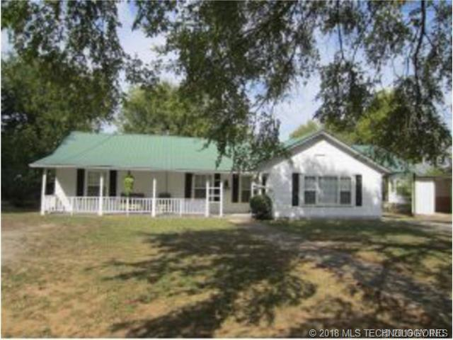 508 High Street, Eufaula, OK 74432 (MLS #1814261) :: Hopper Group at RE/MAX Results