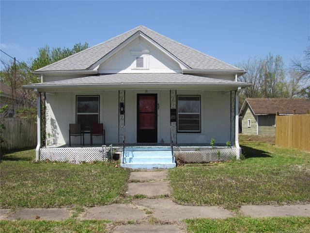 605 N Delaware Street, Dewey, OK 74029 (MLS #1814658) :: Hopper Group at RE/MAX Results