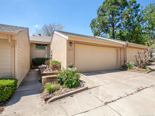 2814 E 84th Street #7, Tulsa, OK 74137 (MLS #1814811) :: Hopper Group at RE/MAX Results